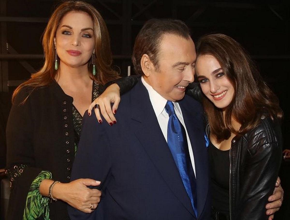 Τόλης Βοσκόπουλος: Αυτή είναι η τελευταία οικογενειακή φωτογραφία που είχε δημοσιεύσει