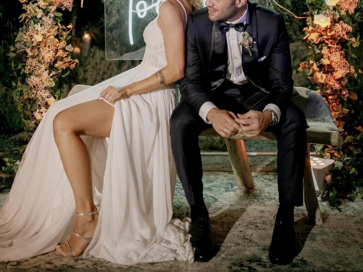 Πρώην παίκτης του X – Factor παντρεύτηκε! Δείτε τις φωτογραφίες από τον παραμυθένιο γάμο