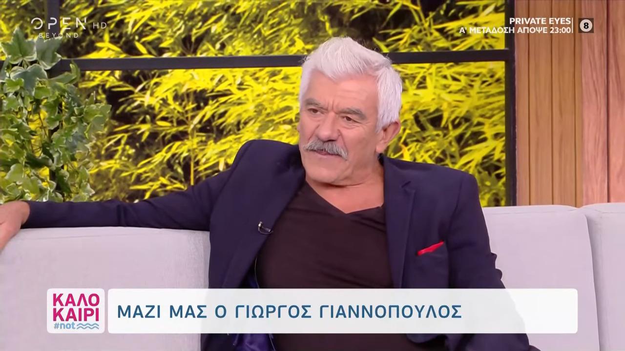 Γιώργος Γιαννόπουλος: «Λένε «το εμβόλιο έγινε γρήγορα». Αυτή είναι η μαγκιά. Αυτό είναι η επιστήμη»