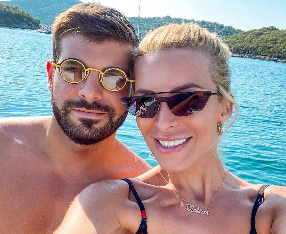 Κατερίνα Καινούργιου - Φίλιππος Τσαγκρίδης: Βόλτα στην Ψαρρού για το ερωτευμένο ζευγάρι