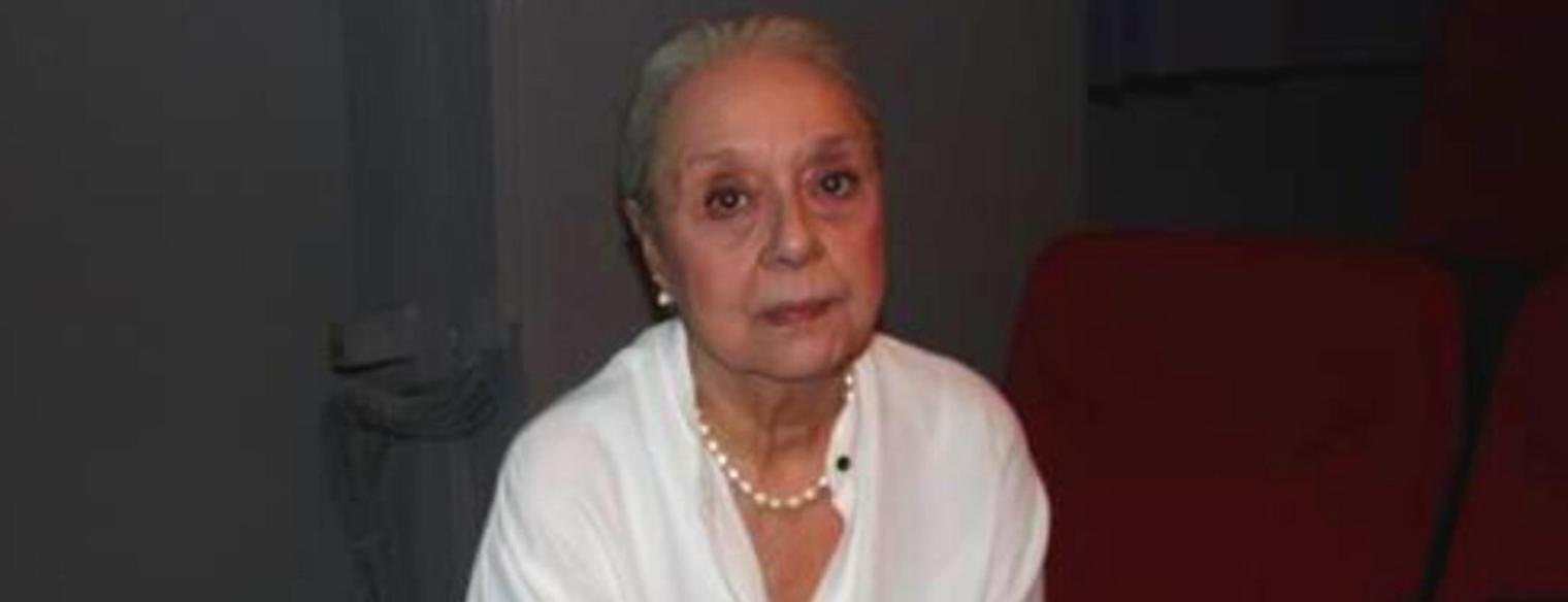 Πένθος στον θεατρικό κόσμο: πέθανε η Μάγια Λυμπεροπούλου