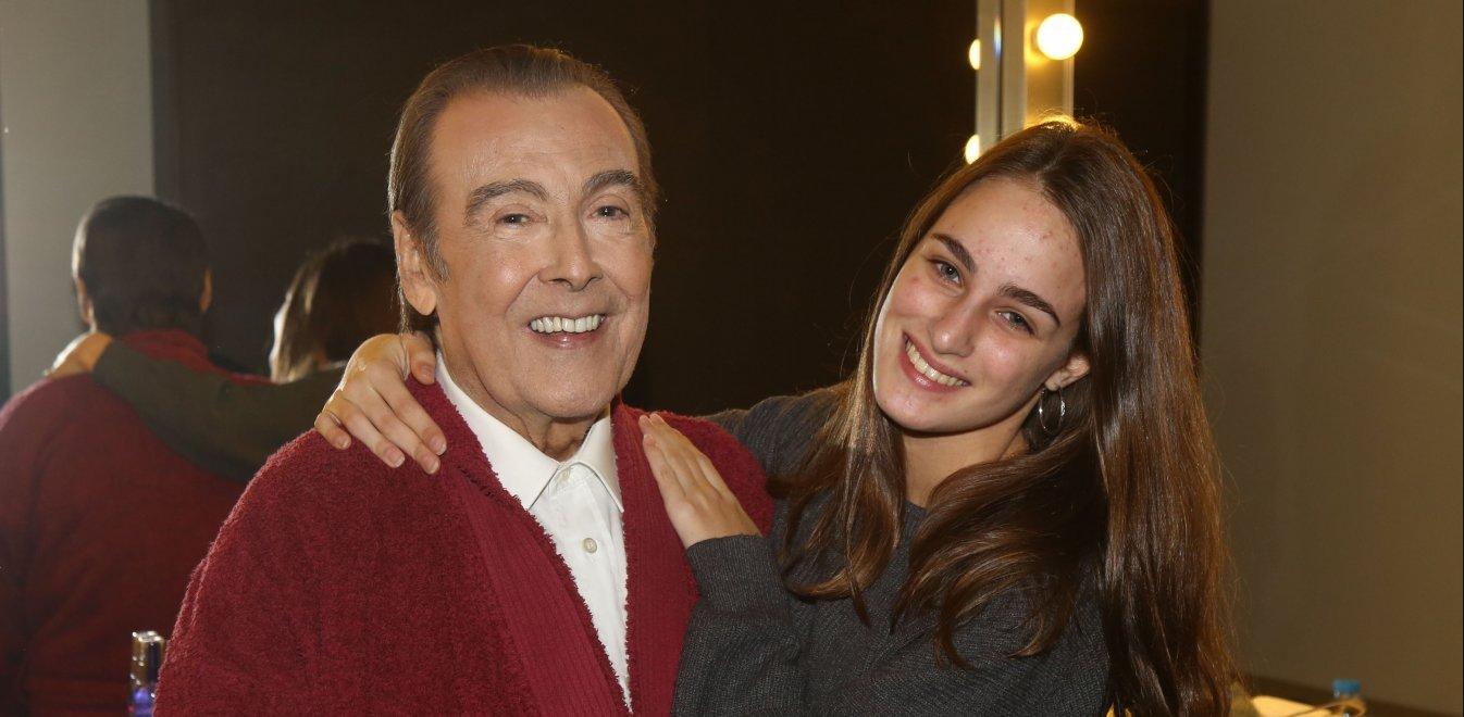 Τόλης Βοσκόπουλος: Η Μαρία Βοσκοπούλου αποχαιρετά τον πατέρα της με τρεις λέξεις