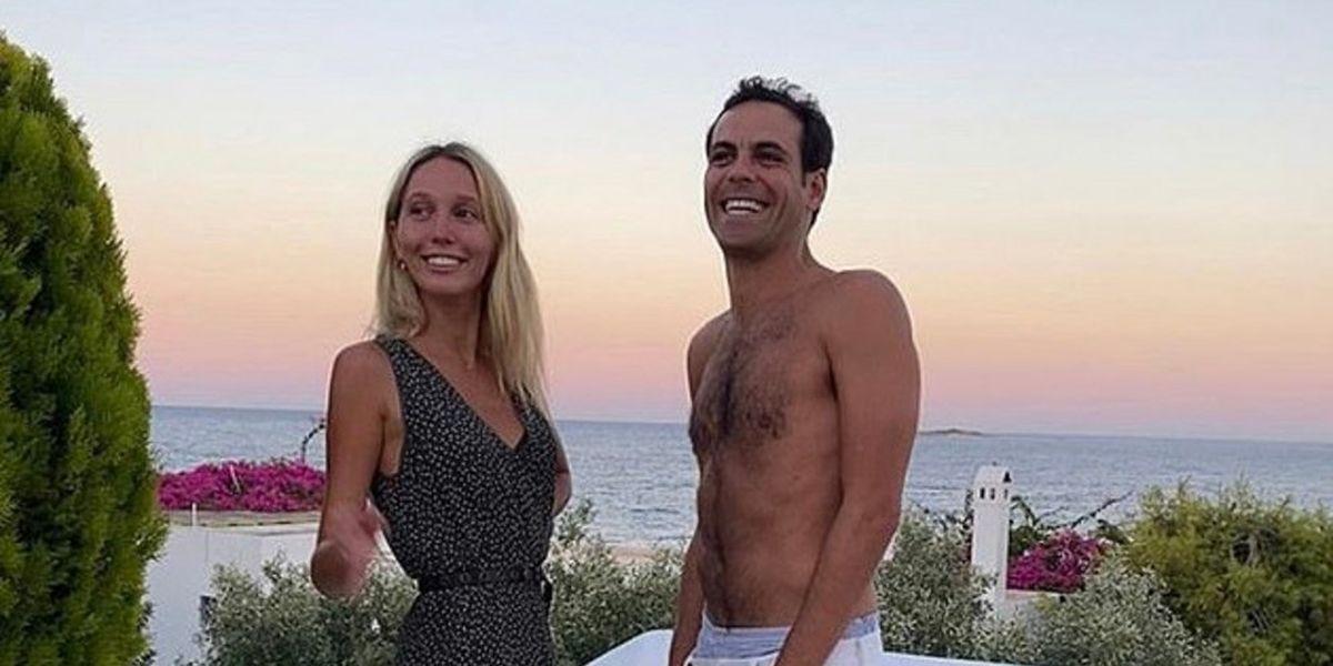 Μαρία Ολυμπία Γλύξμπουργκ: διακοπές στην Ελλάδα μαζί με τον εκατομμυριούχο Πέρεγκριν Πίρσον
