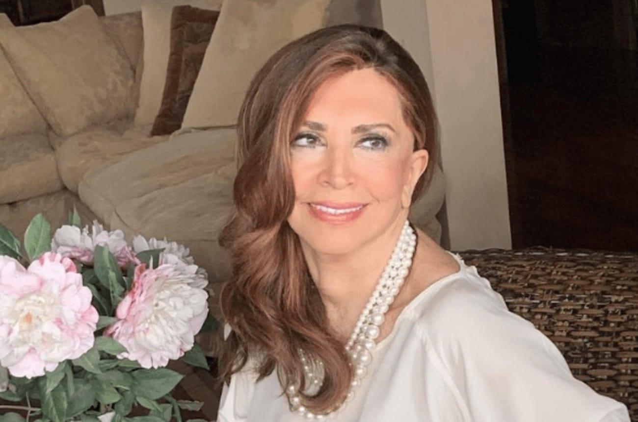 Μιμή Ντενίση: Ποζάρει χωρίς ίχνος μακιγιάζ στα 68 της