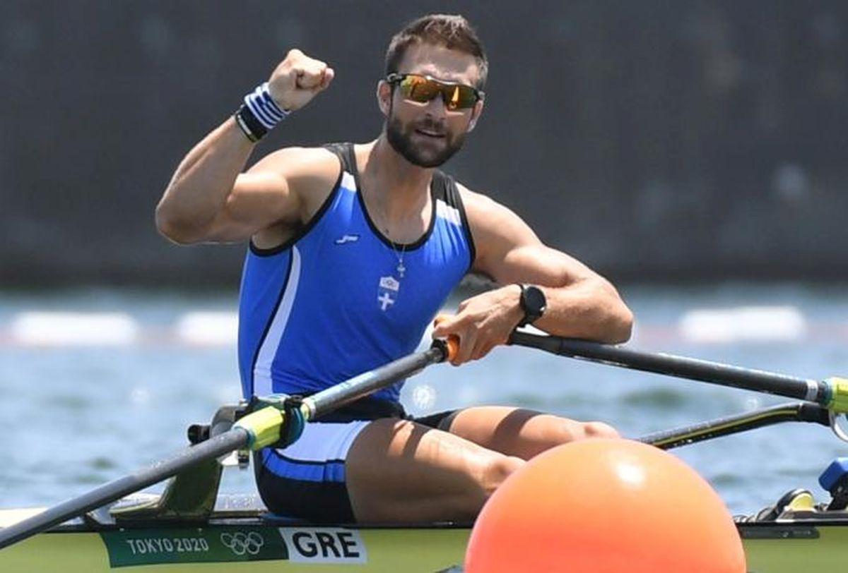 Τεράστια επιτυχία! Χρυσός Ολυμπιονίκης ο Στέφανος Ντούσκος