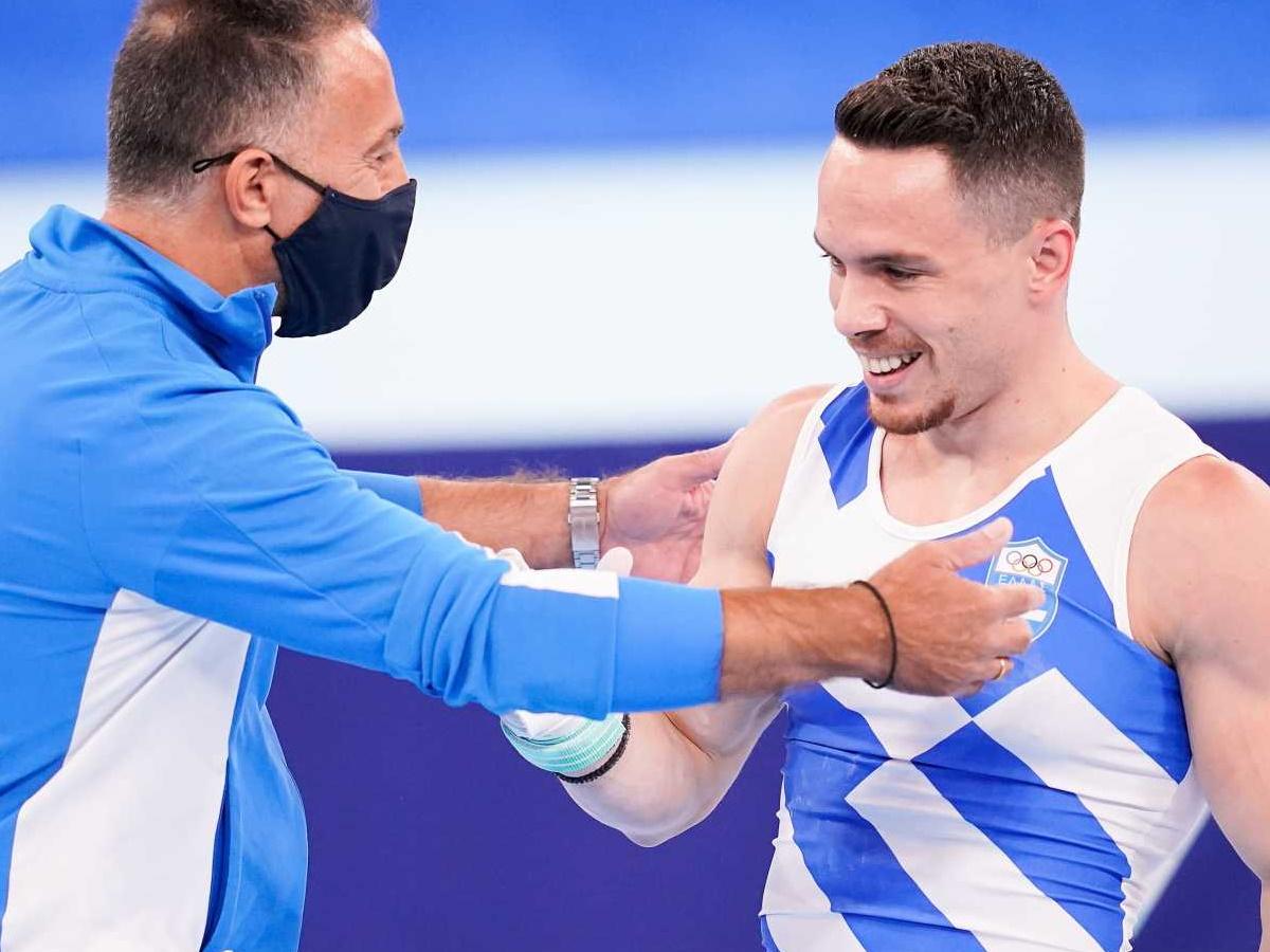 Ολυμπιακοί Αγώνες – Λευτέρης Πετρούνιας: Πρώτος και καλύτερος στον τελικό των κρίκων – «Νιώθω απογοητευμένος που δεν με είδαν»
