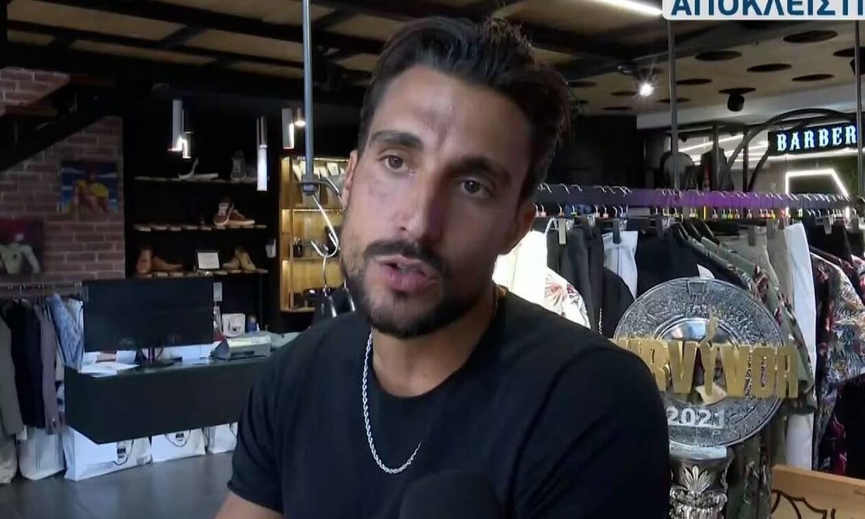 Σάκης Κατσούλης: έτσι αποφάσισε να ξοδέψει τα χρήματα του έπαθλου του Survivor 4 - Τι θα δώσει στη Μαριαλένα