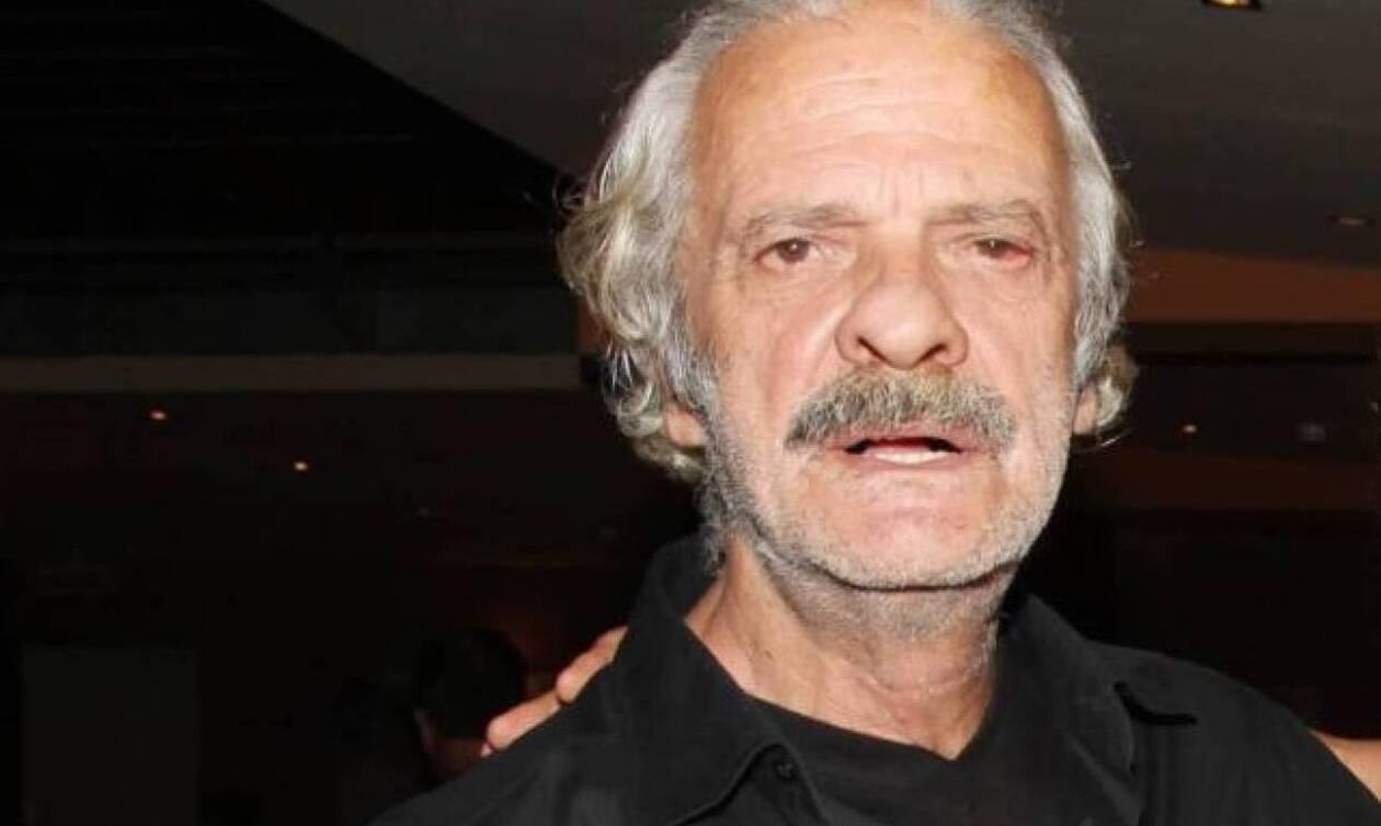 Σπύρος Φωκάς: Εσπευσμένα στο νοσοκομείο ξανά ο ηθοποιός