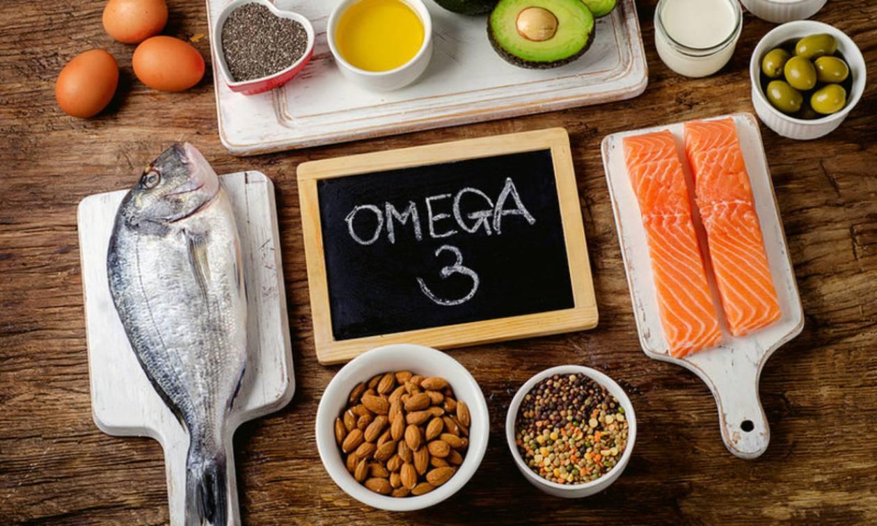 Αυτά είναι πολυτιμότερα ω-3 λιπαρά οξέα που θωρακίζουν την καρδιά – Βάλτε τα στο πιάτο σας