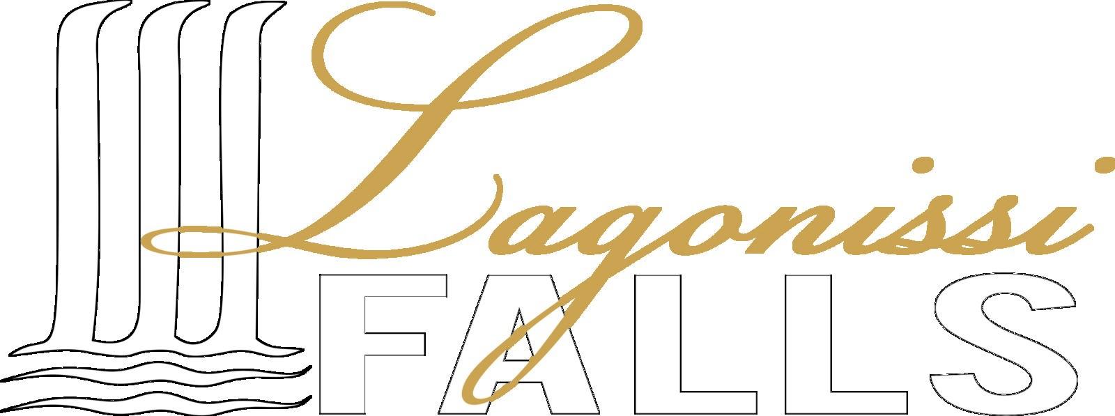 Lagonissi falls