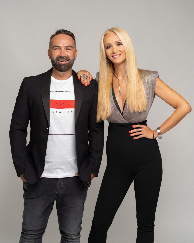 Big Brother: H επίσημη ανακοίνωση και φωτογράφιση των παρουσιαστών