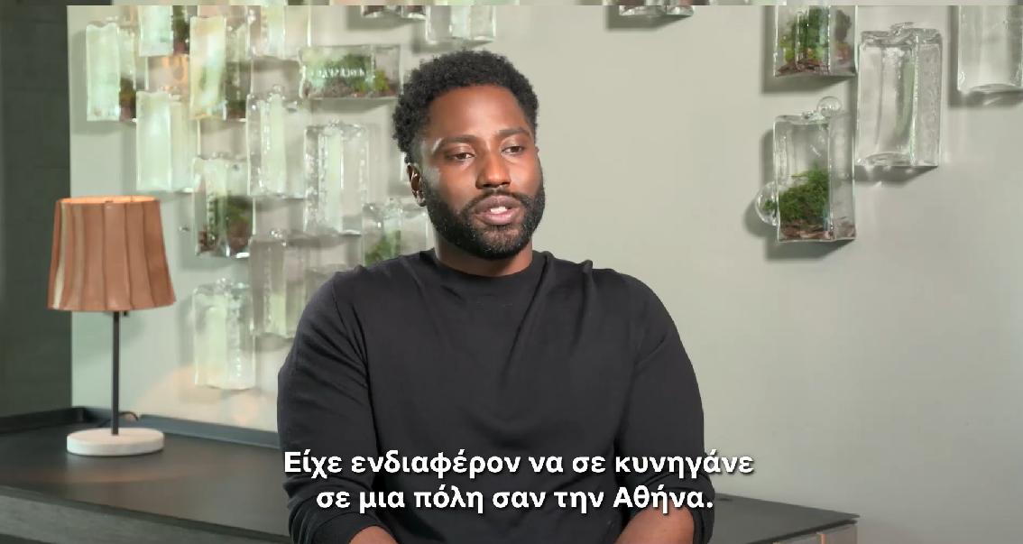 BECKETT (video): Οι συντελεστές της ταινίας μιλούν για τα γυρίσματα στην Ελλάδα