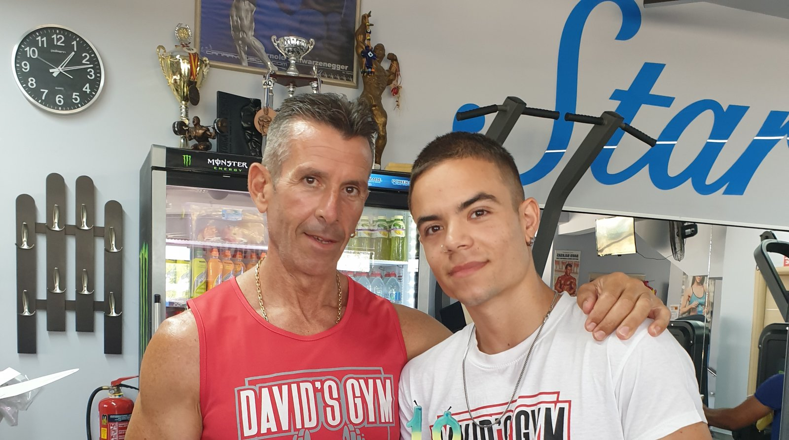 David's fitness Stars