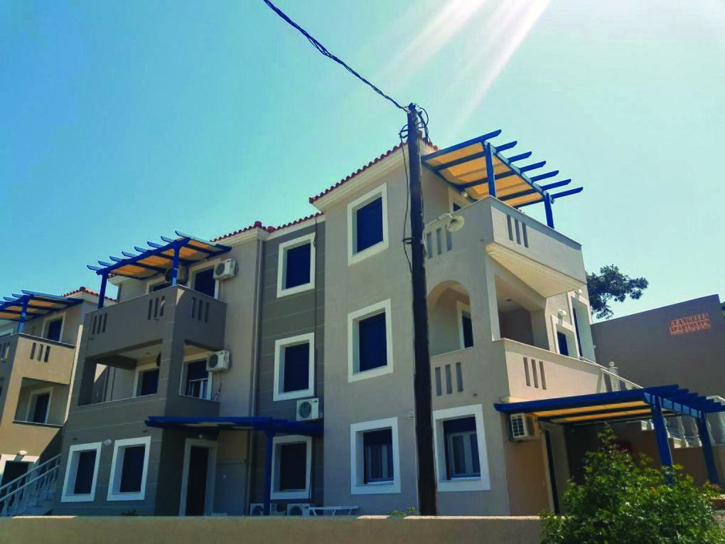 Evangelia Apartments