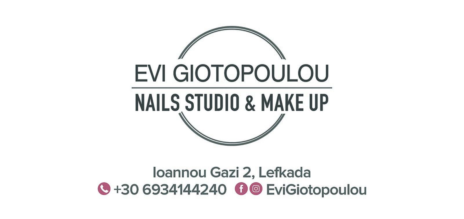 Evi Giotopoulou Nails & Studio Make Up