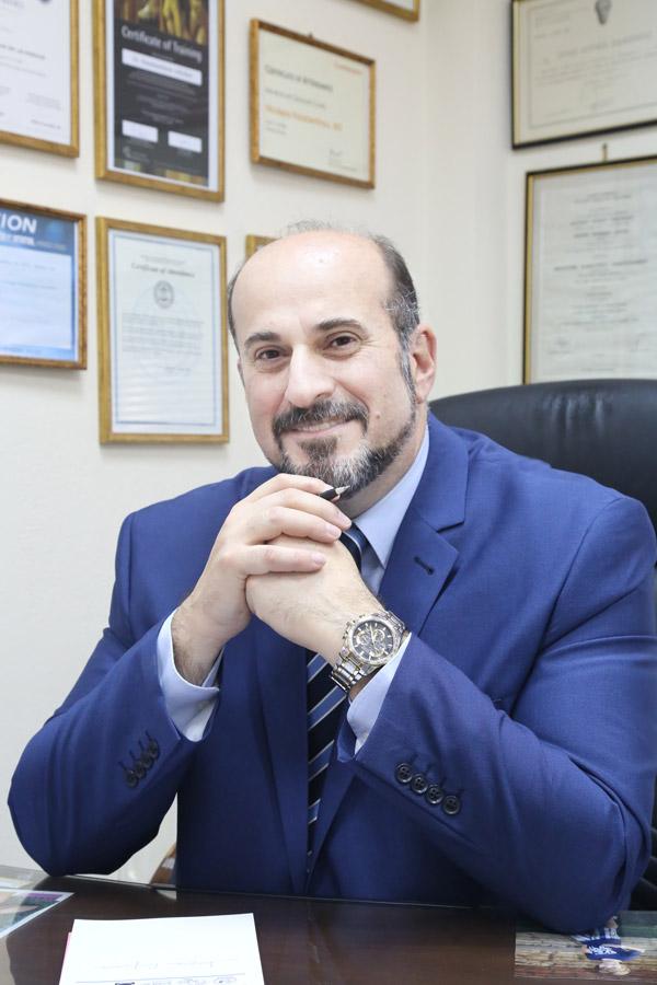 Νικόλαος Δ. Κωνσταντίνου Χειρουργός Ορθοπαιδικός Τραυματιολόγος