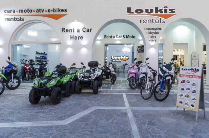 LOUKIS RENTALS