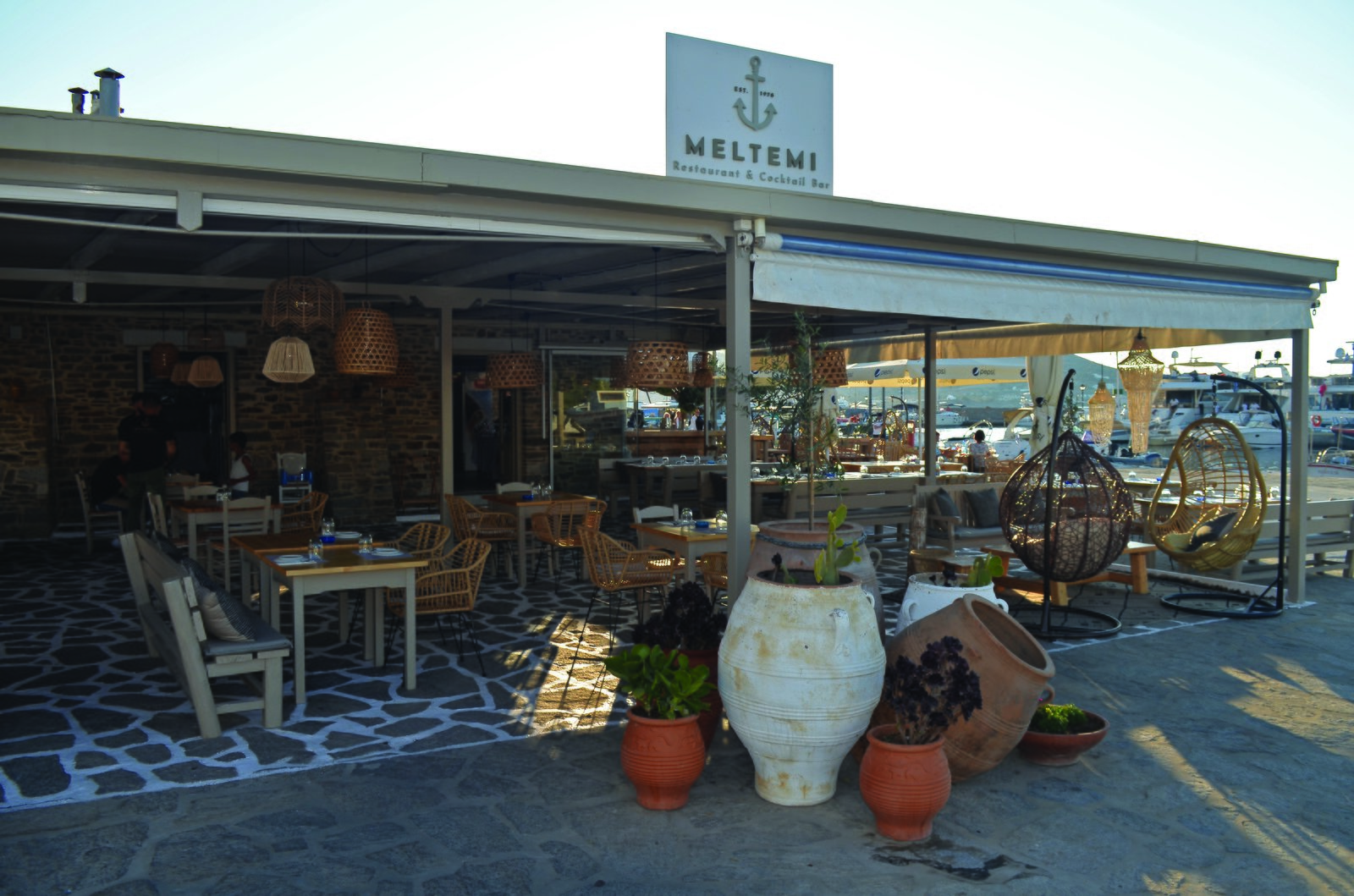 Εστιατόριο Μελτέμι