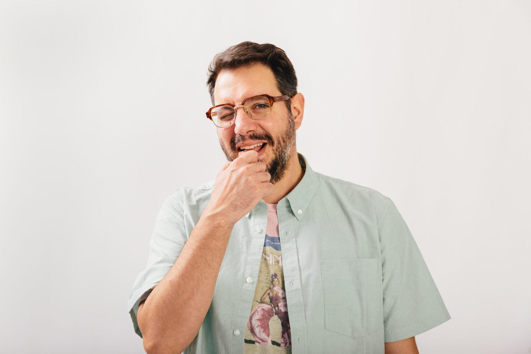 Masterchef - Παύλος Χάππιλος: μαθήματα εμβολιασμού μέρος δεύτερο
