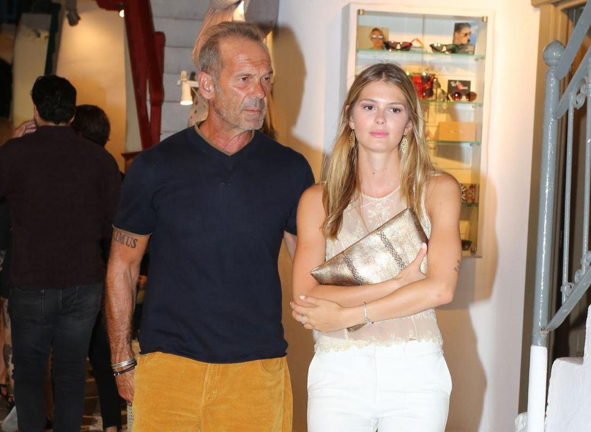 Πέτρος Κωστόπουλος: βρέθηκε με την κόρη του, Αμαλία, μετά από πολύ καιρό (φωτο)