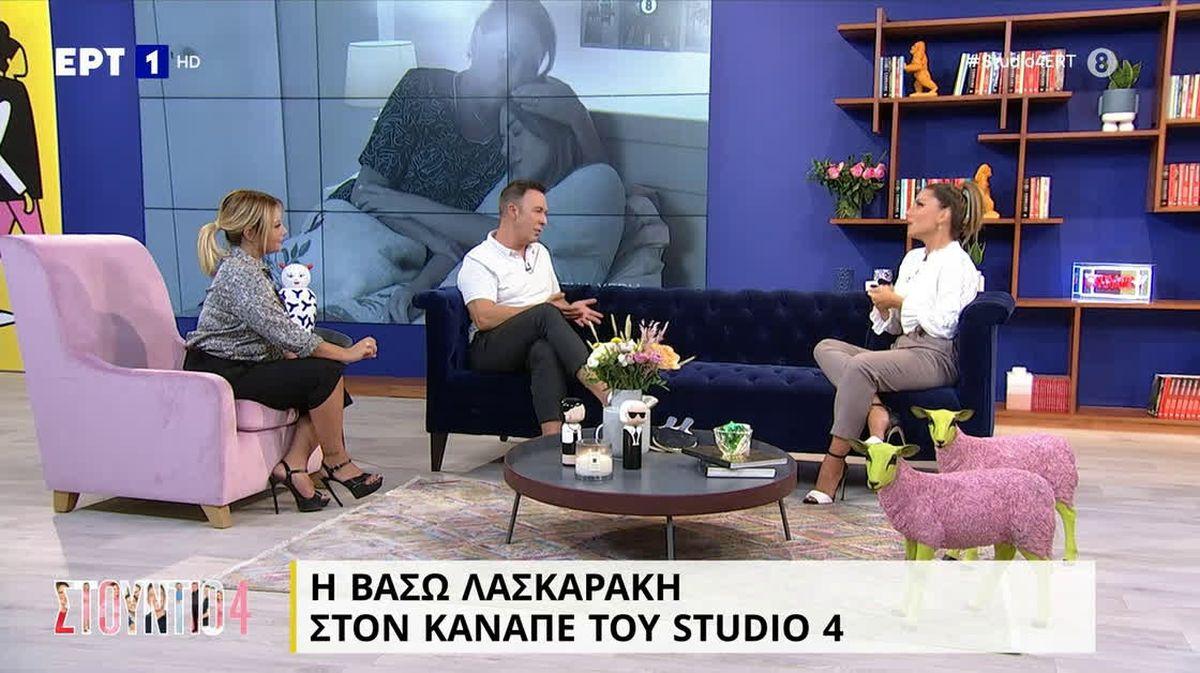Βάσω Λασκαράκη: επιστροφή στην τηλεόραση με παράπονα από την κόρη της