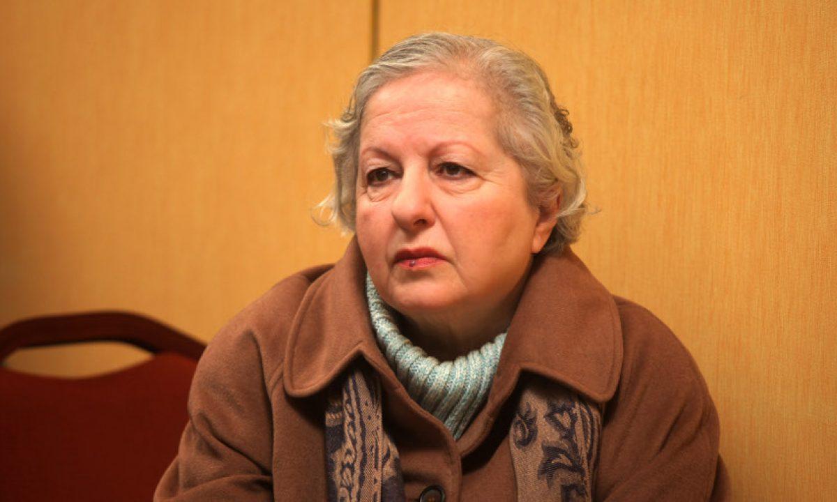 H Ελένη Γερασιμίδου αποχώρησε από τη σειρά του Γιώργου Καπουτζίδη - «Είναι πικραμένη»