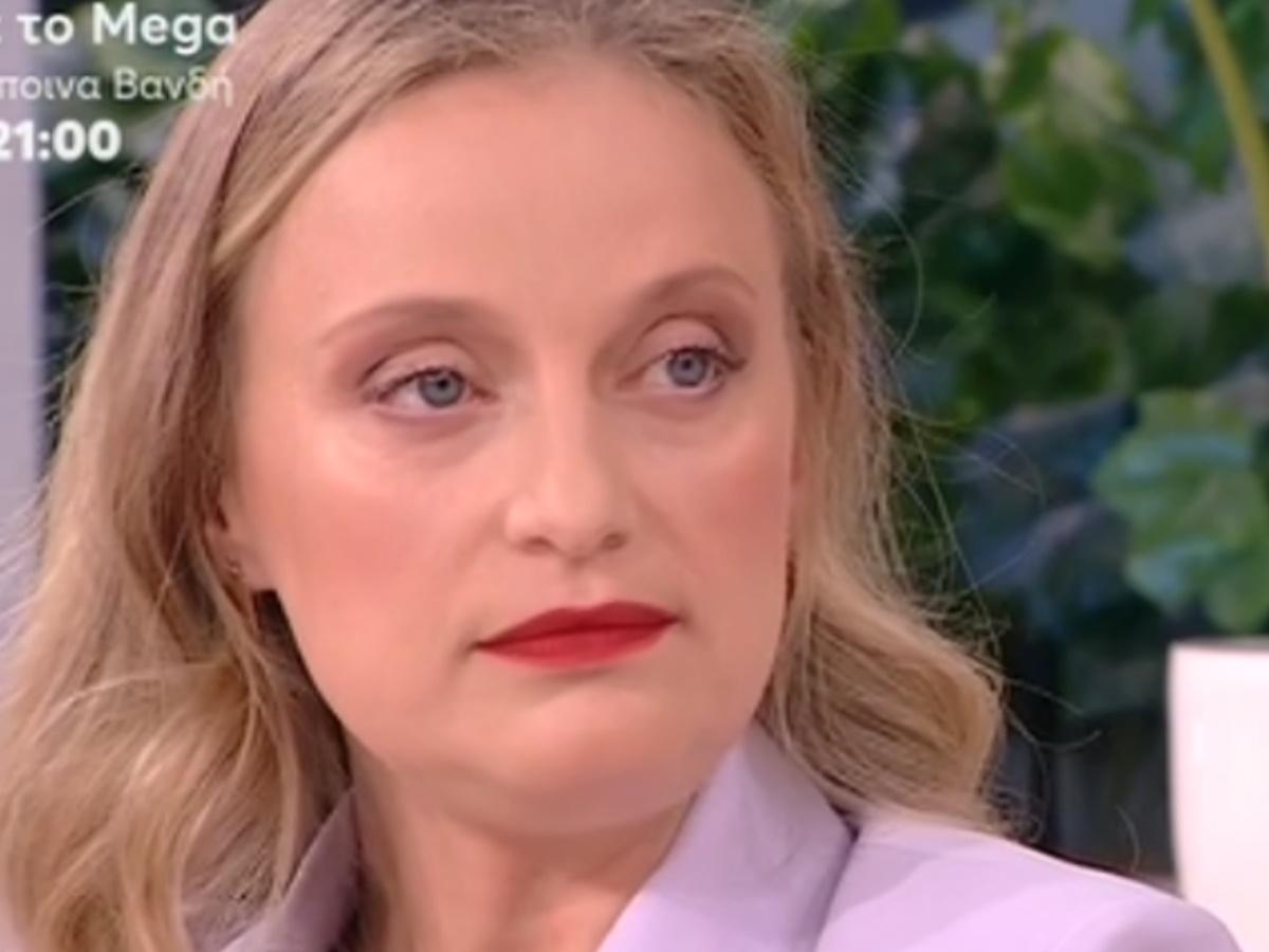 Η Λένα Δροσάκη μιλά πρώτη φορά τηλεοπτικά για την καταγγελία κατά του Πέτρου Φιλιππίδη - «Αρρώστησα, δεν ήταν εύκολο»