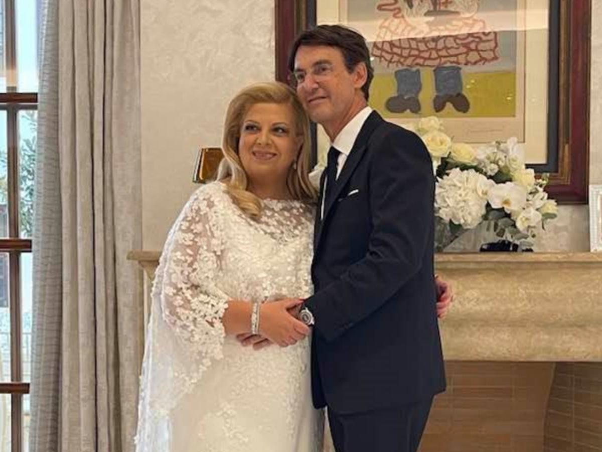 Κλέλια Χατζηιωάννου-Κωνσταντίνος Σκορίλας: Γάμος έκπληξη στην κοσμική Αθήνα