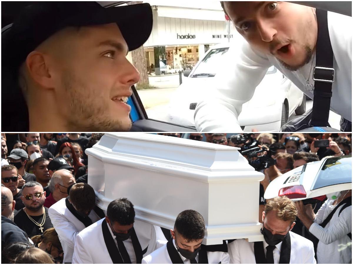 Μad Clip: Η «καταγγελία» του Αλέξανδρου Κοψιάλη για την ασέβεια στην κηδεία του ράπερ