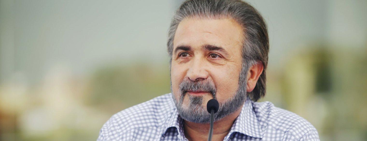 Λάκης Λαζόπουλος: «Αφού έφαγα πολλές φουρτούνες πλέον έχω ηρεμήσει και λέω μπάστα να δούμε και σένα»