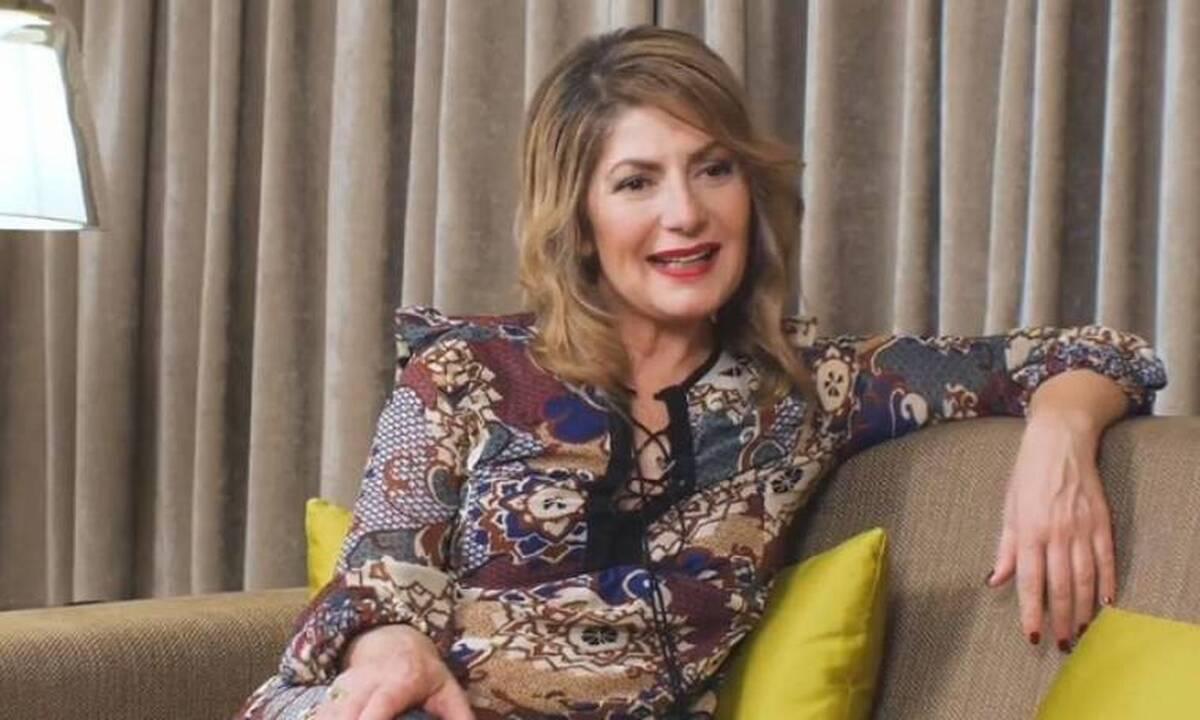 Μαρία Γεωργιάδου: «Στο διαζύγιό μου είχα τα δικά μου να ασχοληθώ όχι τι κρέμεται στο περίπτερο»