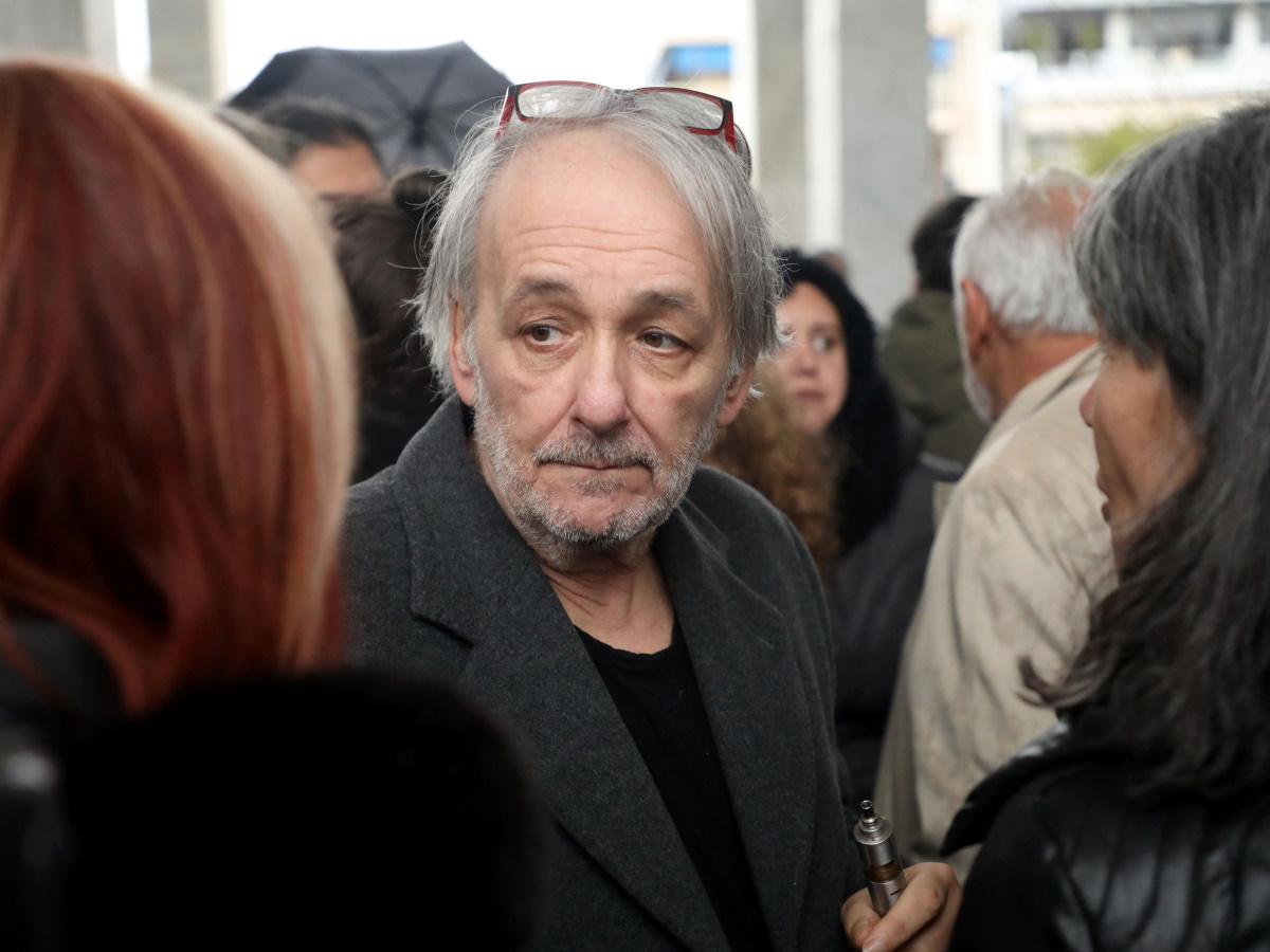 Ανδρέας Μικρούτσικος: Οι πρώτες δηλώσεις μέσα από το νοσοκομείο για την κατάσταση της υγείας του