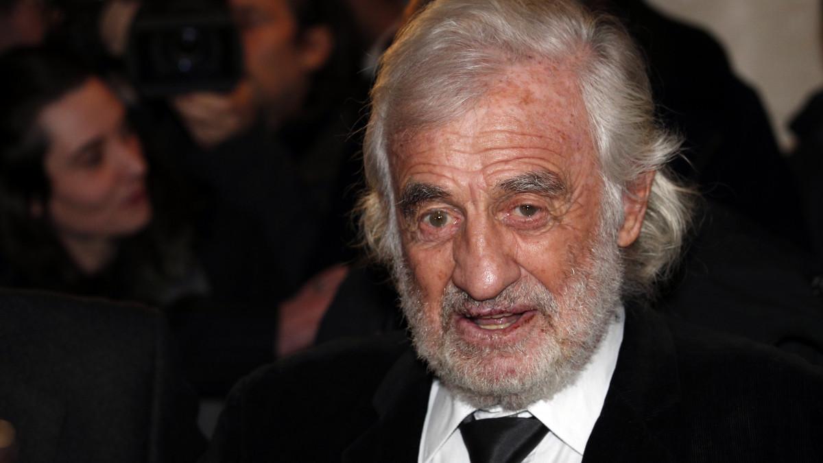 Πέθανε ο Γάλλος ηθοποιός Ζαν Πολ Μπελμοντό