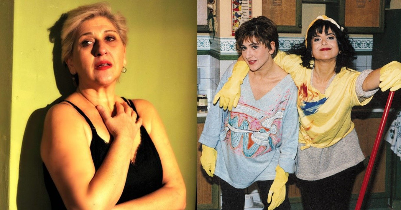 Μπέττυ Νικολέση: «Με στρίμωχνε στα καμαρίνια και δεν με άφηνε να φύγω» - Η καταγγελία για πασίγνωστο ηθοποιό