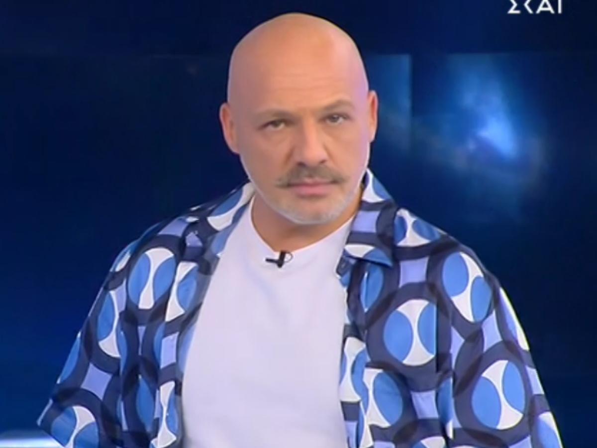 Νίκος Μουτσινάς: Εντυπωσιακή πρεμιέρα για το «Καλό μεσημεράκι» στον ΣΚΑΪ