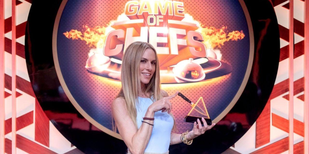 """Ντορέττα Παπαδημητρίου: «Είπα """"ναι"""" στο Game Of Chefs γιατί έχει πολλές ιδιαιτερότητες σε σχέση με άλλα ριάλιτι μαγειρικής»"""