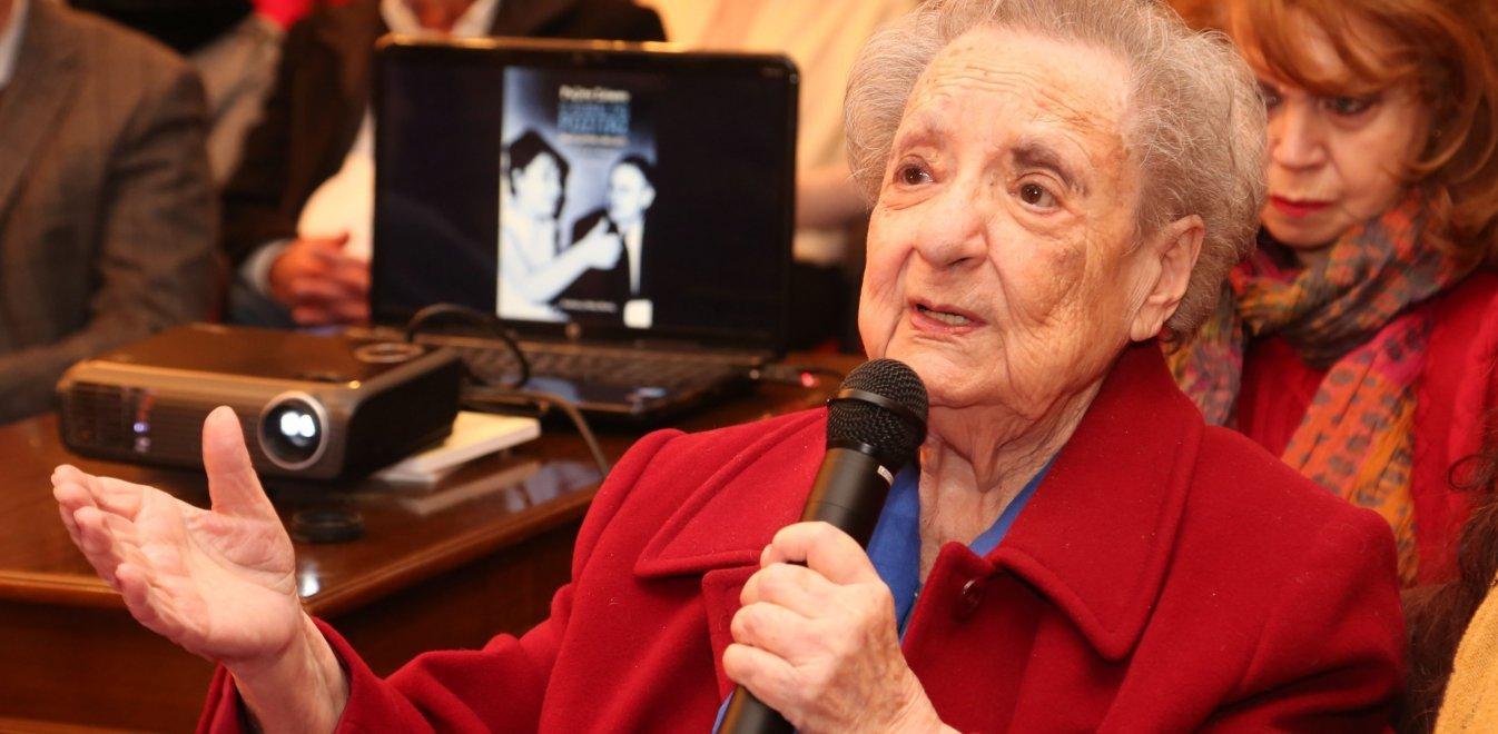 Ροζίτα Σώκου: Στο Ηρώδειο μετά την περιπέτεια με την υγεία της [φωτογραφίες]