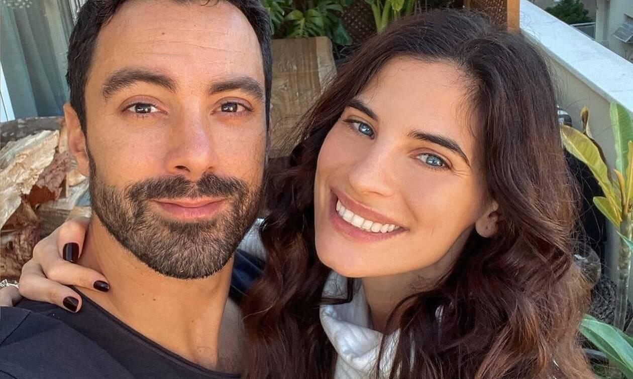 Σάκης Τανιμανίδης - Χριστίνα Μπόμπα: αποκάλυψαν τα ονόματα που θα δώσουν στις κορούλες τους
