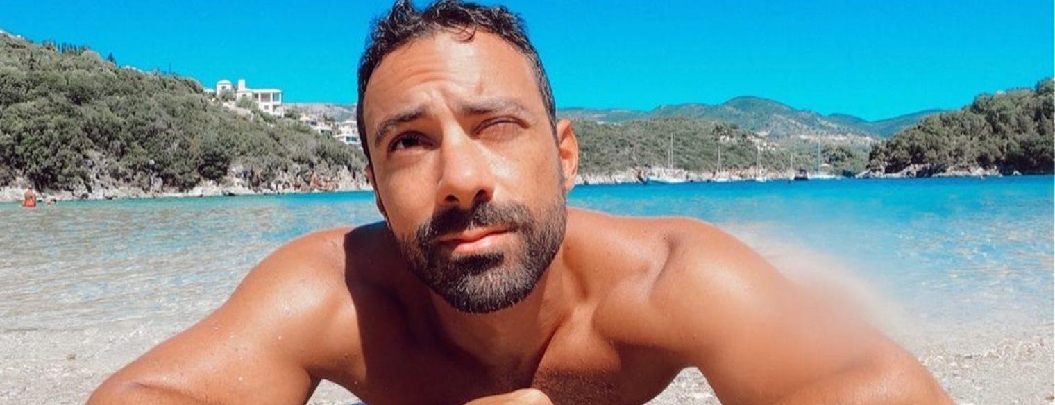 Ο Σάκης Τανιμανίδης μας συστήνει τον μπαμπά του μέσω Instagram
