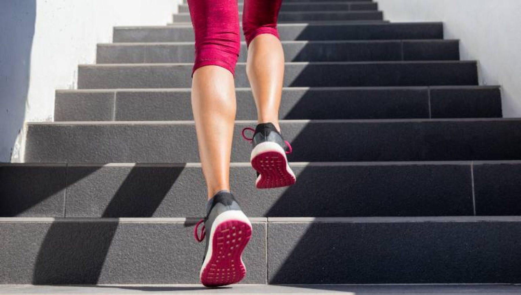 Οι σκάλες μπορούν να σώσουν την καρδιά μας – Δείτε γιατί