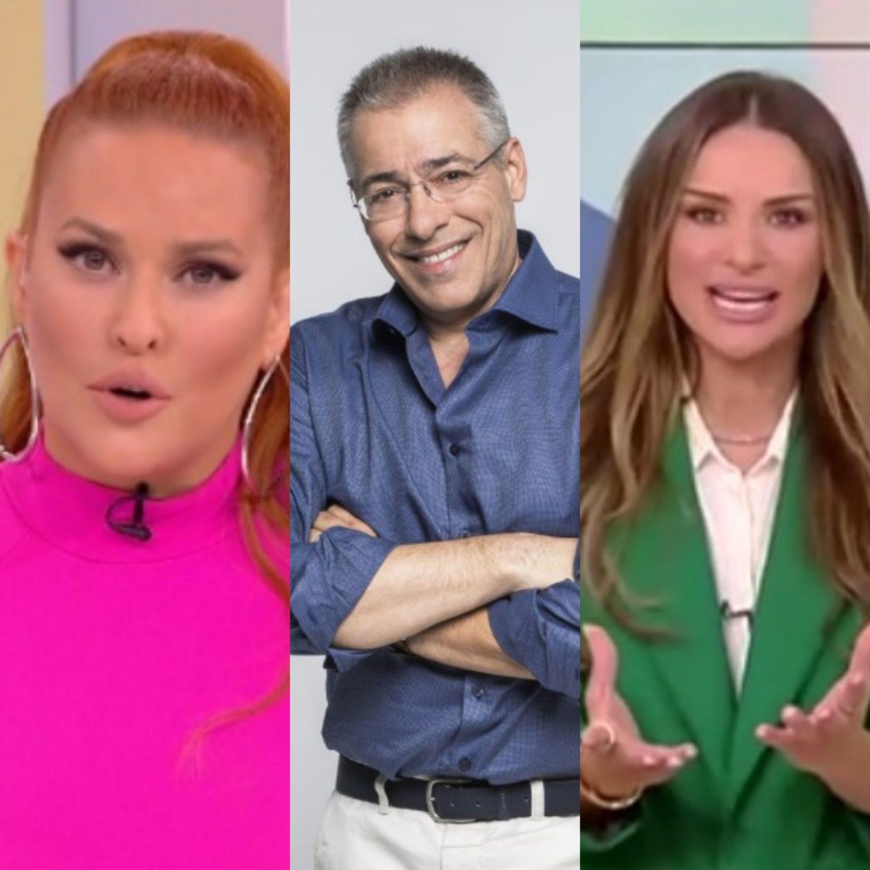 Η πρώτη μάχη της τηλεθέασης ανάμεσα σε Ελένη Τσολάκη, Νίκο Μάνεση και Σίσσυ Χρηστίδου!