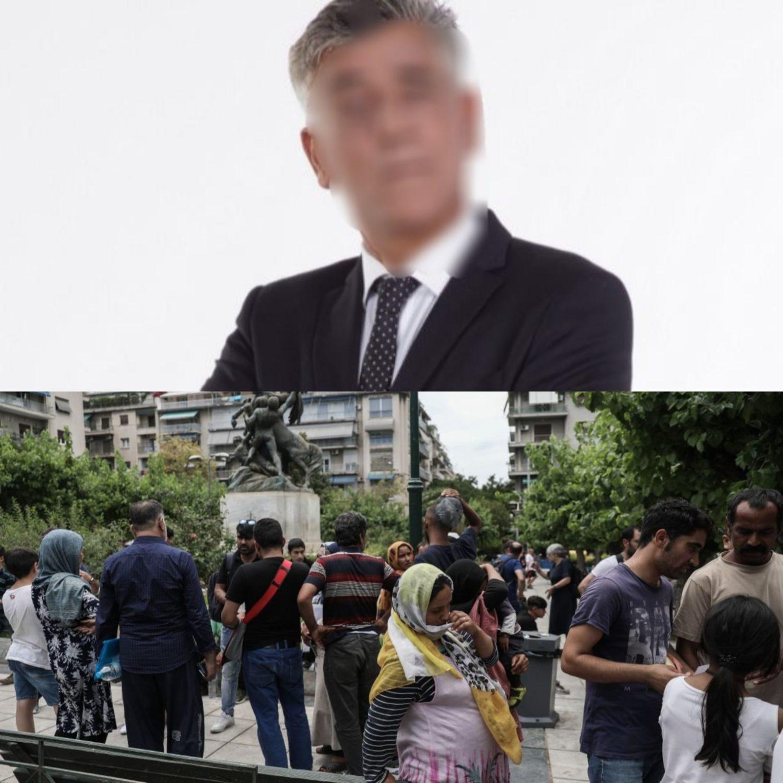 """Δήλωση βόμβα από γνωστό ηθοποιό: """"Κυκλοφορώ στην Αθήνα και βλέπω το 90% να είναι αλλοδαποί και το 10% Έλληνες και θλίβομαι"""""""