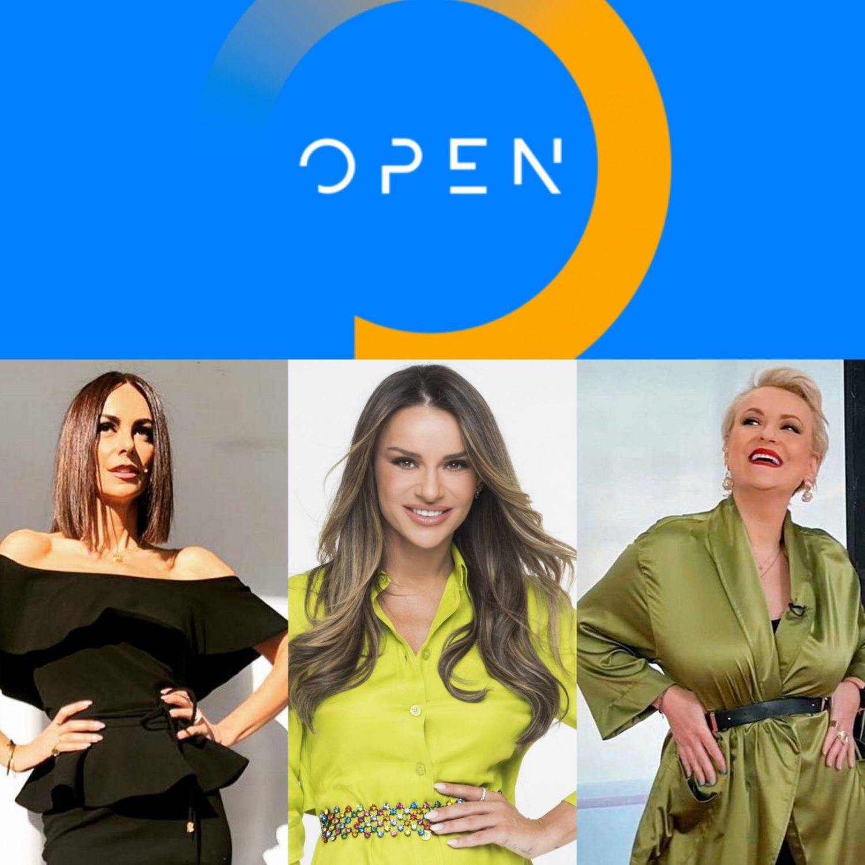 Τηλεοπτικό παρασκήνιο: Τα πρώτα παρατράγουδα από την πανωλεθρία στο πρόγραμμα του OPEN! Η έκρηξη της Ελένης Τσολάκη και η ευθύνη που δεν αναλαμβάνει κανείς!