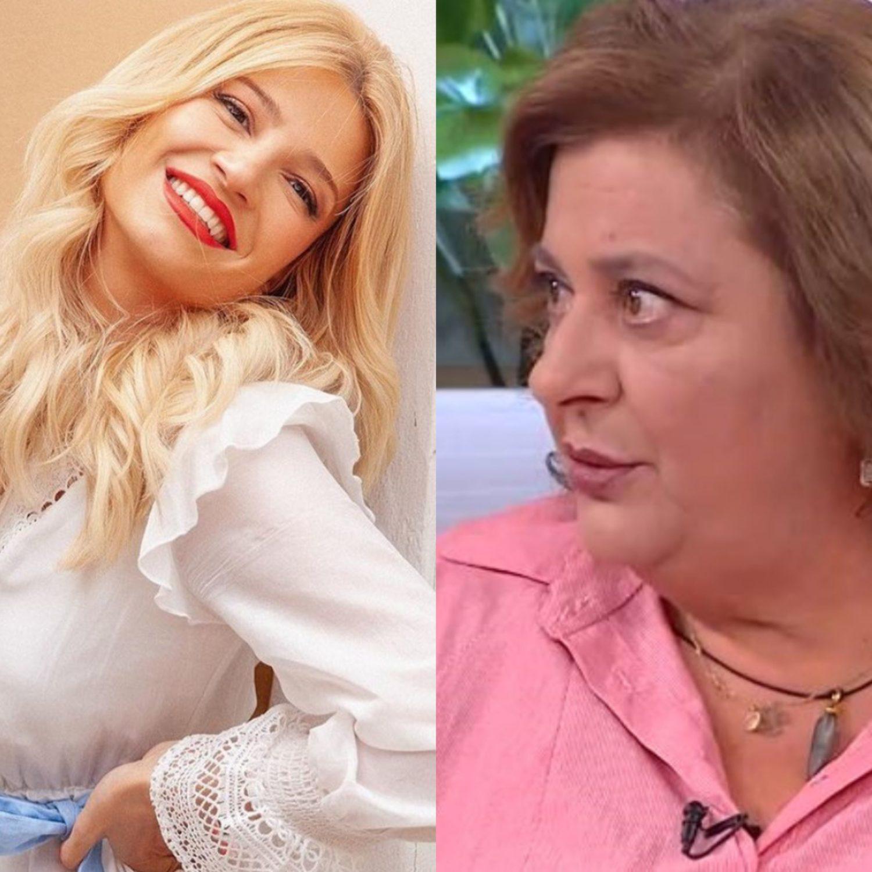 """Άφωνη η Φαίη Σκόρδα με τις δηλώσεις της Ελισάβετ Κωνσταντινίδου: """"Τι έπαθε; Γιατί τα ειπε ολα αυτα;"""""""