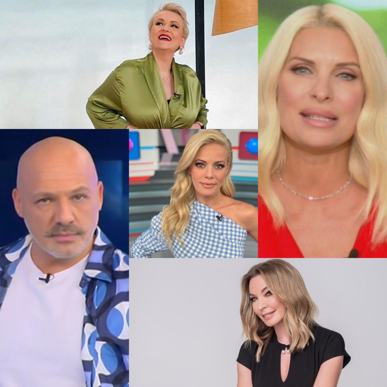 """Μεσημεριανή ζώνη ποσοστά τηλεθέασης: Ελένη Μενεγάκη και """"Κωνσταντίνου και Ελένης"""" παλεύουν για την πρωτιά"""