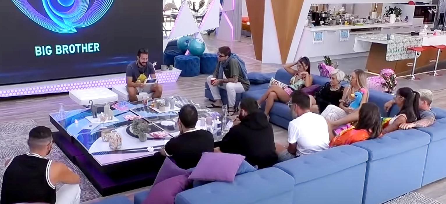 Big Brother : Η ατμόσφαιρα στο σπίτι γίνεται εκρηκτική