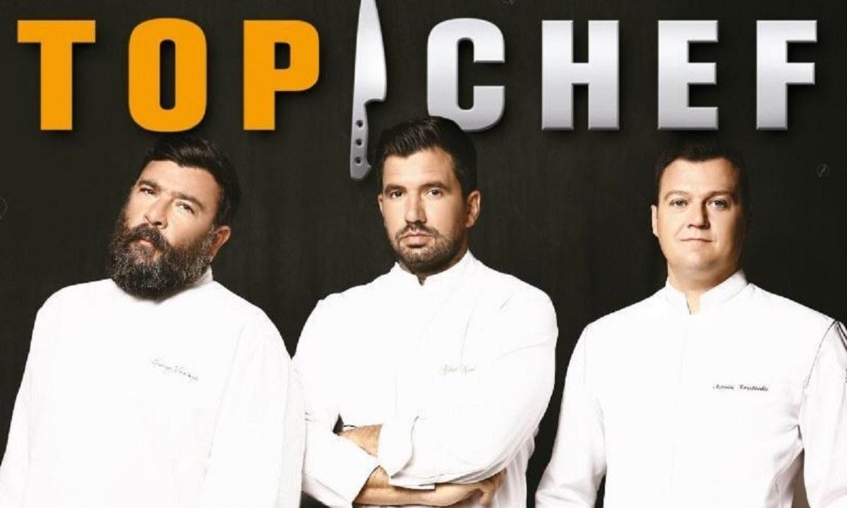 Top Chef: η πρώτη αποχώρηση από το ριάλιτι μαγειρικής