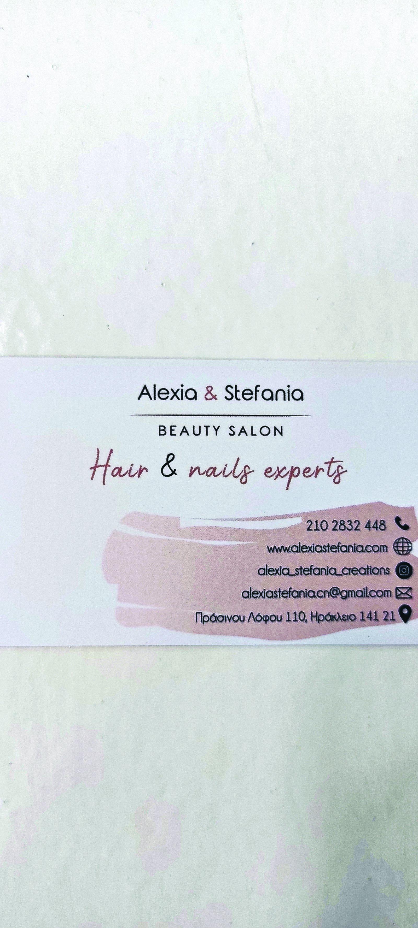Alexia & Stefania Beauty Salon