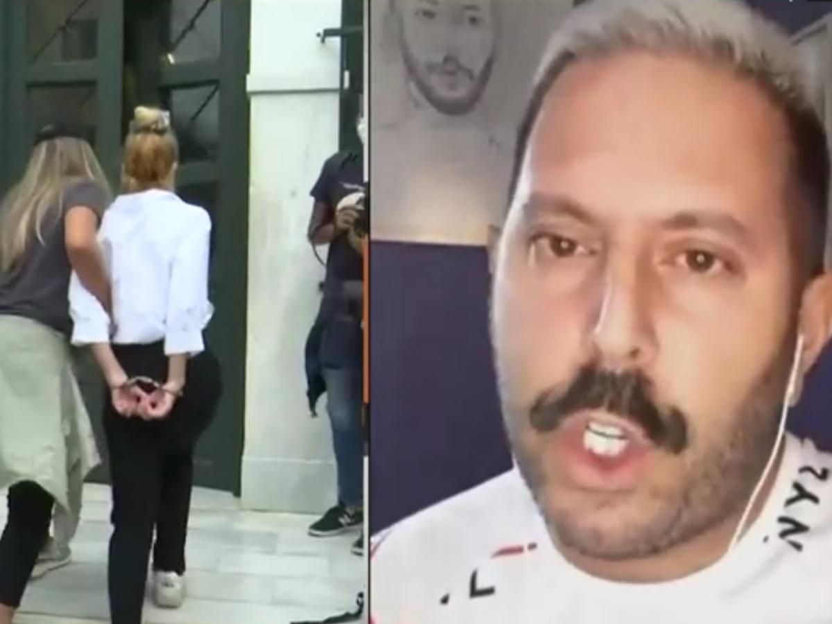 """Νικόλας Παπαπαύλου για μοντέλο με την κοκαΐνη: """"Έκανε δύο δουλειές για τα προς το ζην, τη συνάντησα δύο ημέρες πριν τη σύλληψη"""""""