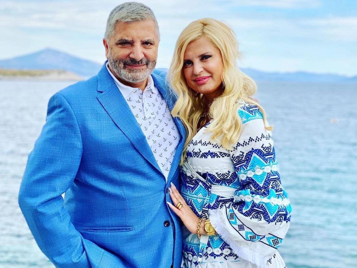 Ο Γιώργος Πατούλης μιλάει πρώτη φορά για το πολύκροτο διαζύγιό του!